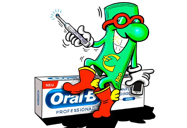 Oral-B: So können Händler mit dem Thema Mundhygiene überzeugen