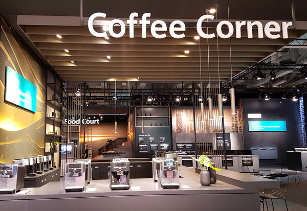 Siemens Coffee-Corner
