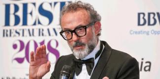 Chefkoch, Gastronom und Grundig Markenbotschafter Massimo Bottura.