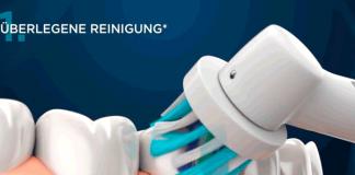 Otal-B Genius: Zähne putzen wie vom Zahnarzt empfohlen