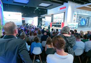 IFA 2018 - Robert Bosch Hausgeräte GmbH Pressekonferenz