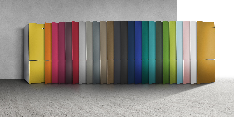 Der Bosch Vario Style Des Kuhlschranks Neue Kleider Ce Electro