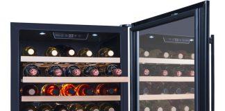 Weinkühlschränke von Amica auf der area30.