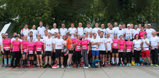 Einstein-Marathon Gruppe 1