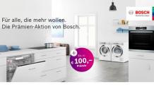 Bosch Cashback Kampagne