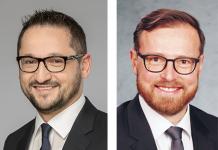Danijel Vladimirov (links), Michael Schneider (rechts) - Fotos: Grundig
