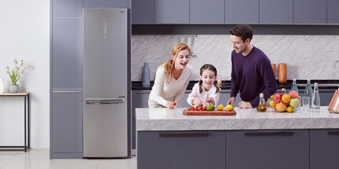 LG Centum System-Kühlschrank