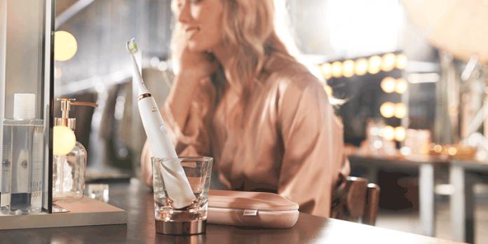 Innovative Schalltechnologie und stilvolles Design: Die Philips Sonicare Diamond Clean Range