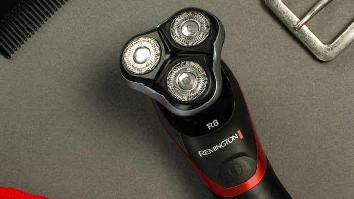 R8 Ultimate Rotationsrasierer. Foto: Remington