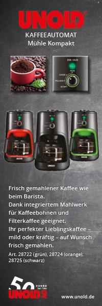 Unold-Kaffeeautomat MK