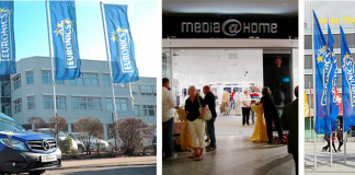 Euronics-media@home Plus X Award