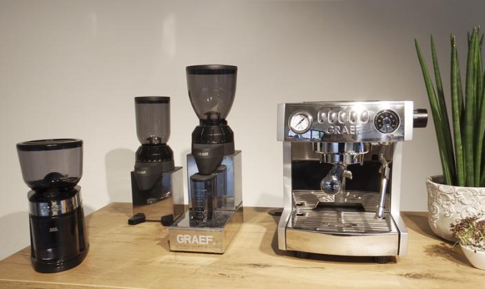 Kaffeewelt bei Graef