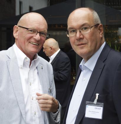 Berthold Niehoff und Klaus Rademacher