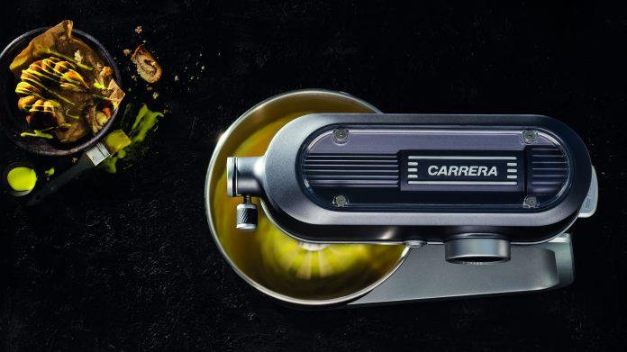 Küchenmaschine No 657, der Testsieger im Haus & Garten Test. Foto: Carrera