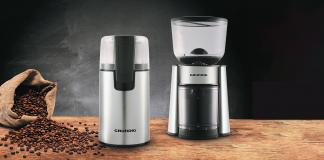 Grundig Kaffeemühlen CM 4760 und CM 6760