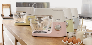Kenwood Chef Sense Colour Collection