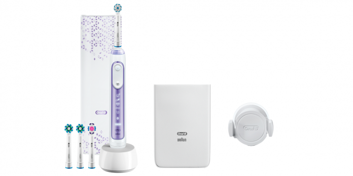 Oral-B Genius 10000 Orchid Purple