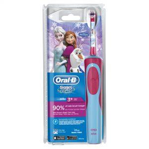 Oral-B Zahnbürste für Kinder ab drei Jahren. Foto: Oral-B