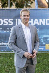 Robert Drosdek, Geschäftsführer Brömmelhaupt Foto: Brömmelhaupt