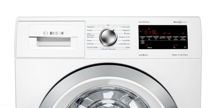 Bosch Waschmaschine WAG28491