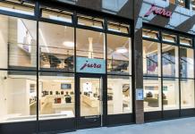 Jura Store in Hamburg, Alsterarkaden