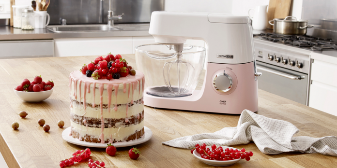 Kenwood ChefSense Drizzled Pink