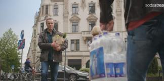SodaStream Hannes Jaenicke