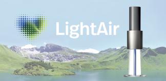 LightAir Luftreiniger