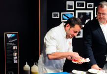 Live Cooking-Show mit LG Signature und Ali Güngörmüs