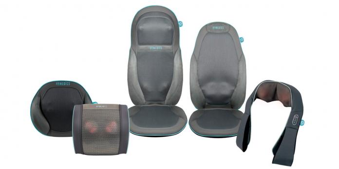 HoMedics Gel-Massage
