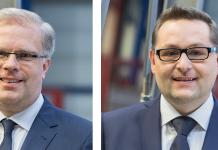 Christian Strebl und Ulrich Cramer