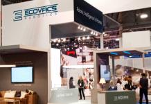 Ecovacs auf der CES 2019