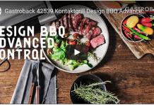 Gastroback Video zum Design BBQ Advance Control, Video: Gastroback