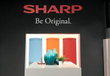 Sharp Kühlschränke Home Appliances. Foto: Sharp Home Appliances
