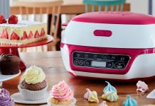 Tefal Cake Factor
