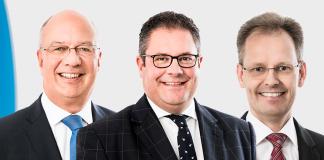Thomas Schröder, Patrick Döring, Udo Buermeyer