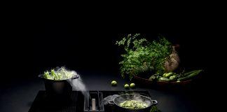 Falmecs Quantum sorgt für stilvolles Ambiente. Foto: Falmec