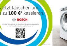 Bosch: Staatliches Förderprogramm der GED trifft auf Cashback-Aktion