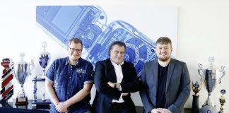 Euronics Gaming_vlnr_Stefan Rothaug_ Daniel Wild_Kevin Westphal_(c)EURONICS Deutschland eG