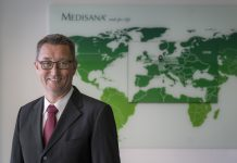 Marco Getz ist neuer Vorsitzender der Geschäftsführung. Foto: Medisana