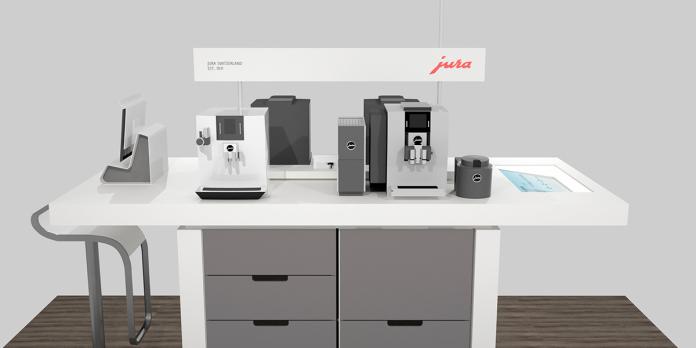 Die Marke JURA erweitert die Klassifizierung seiner autorisierten Fachhandelspartner