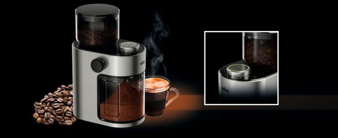 Braun Kaffeemühle Fresh Set