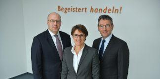 Der EK-Vorstand 2019. Foto: EK