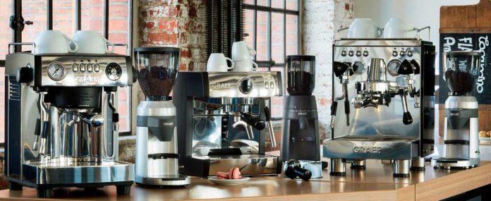 Die Graef CoffeeKitchen Serie. Foto: Markus Bassler