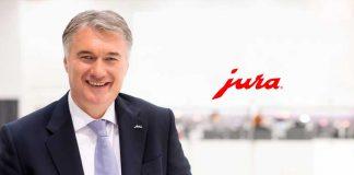 Horst Nikolaus, Geschäftsführer bei Jura. Foto: Jura