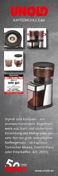 Unold Kaffeemuehlen
