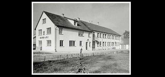 Nach der vollständigen Zerstörung des Firmengebäudes im Jahr 1944 fiel die Entscheidung für einen Wiederaufbau in der Söflinger Straße 218 in Ulm. Bis heute befindet sich hier der Hauptsitz von Beurer.