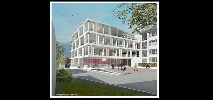 Aktuell wird auf dem Gelände in Ulm ein neuer Hauptbau errichtet, der 2020 eingeweiht werden wird. Aus dem schwäbischen Familienbetrieb ist inzwischen ein weltweit operierendes Unternehmen mit über 1000 Mitarbeitern, 500 Produkten und eigener App-Welt geworden.