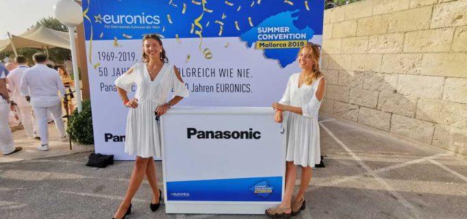 Panasonic ist wichtiger Fachhandelspartner im Bereich TV