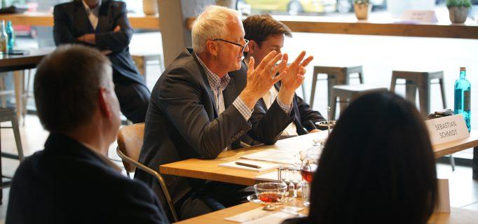 Lutz Rossmeisl, Herausgeber CE-Markt electro und Moderator